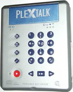 プレックストーク PTR-1 の写真